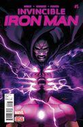 Invincible Iron Man Vol 3 5