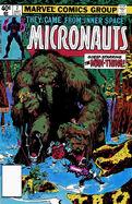 Micronauts Vol 1 7