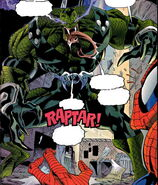 Raptar (Earth-616) from Spider-Man Unlimited Vol 1 15 0001