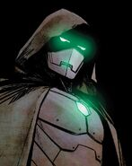 Victor von Doom (Earth-616) from Infamous Iron Man Vol 1 8 001