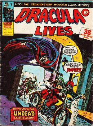 Dracula Lives (UK) Vol 1 22