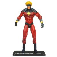 Mar-Vell (Earth-616) from Marvel Universe (Toys) Series 3 Wave XII 0001