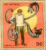 Otto Octavius (Earth-616) from Marvel Value Stamps 0001