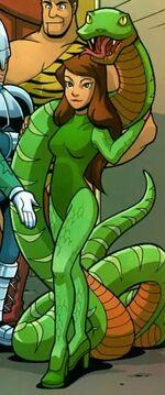 Zelda DuBois (Earth-20051) X-Men and Power Pack Vol 1 3