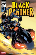 Black Panther Vol 4 5