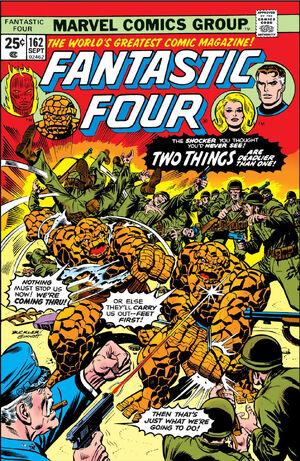 Fantastic Four Vol 1 162
