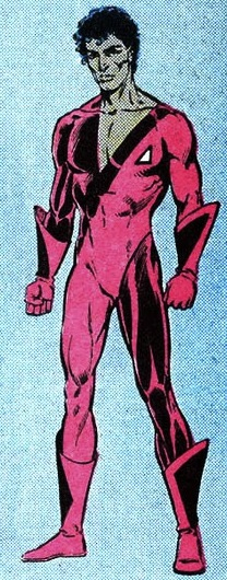Haroun ibn Sallah al-Rashid (Earth-616) from Official Handbook of the Marvel Universe Vol 2 5 02