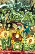 Marvel Adventures Super Heroes Vol 1 17 Textless