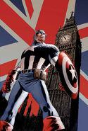 Captain America Vol 5 18 Textless
