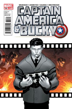 Captain America and Bucky Vol 1 620