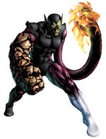 Kl'rt (Earth-30847) from Marvel vs Capcom 3 Fate of Two Worlds 0002