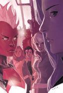 X-Men Vol 4 5 Noto Variant Textless