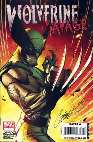 Wolverine Savage Vol 1 1