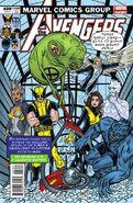 Avengers Vol 5 24.NOW X-Men as Avengers Allred Variant