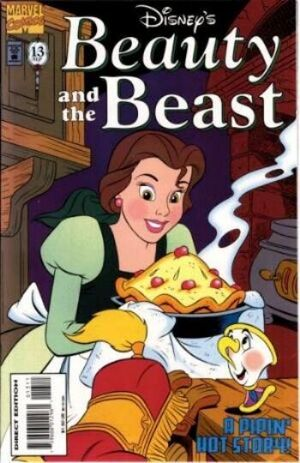 Disney's Beauty and the Beast Vol 1 13
