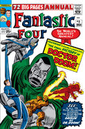 Fantastic Four Annual Vol 1 2