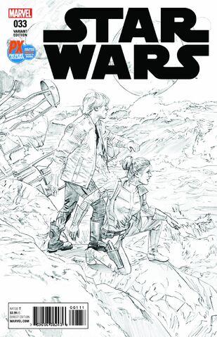 File:Star Wars Vol 2 33 SDCC 2017 Exclusive Black & White Variant.jpg