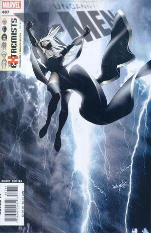 Uncanny X-Men Vol 1 487