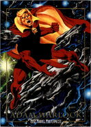 Adam Warlock (Earth-616) from Marvel Masterpieces Trading Cards 1992 0001