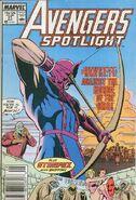 Avengers Spotlight Vol 1 21