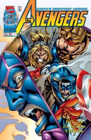 Avengers Vol 2 2