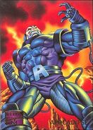 En Sabah Nur (Earth-616) from Marvel Masterpieces Trading Cards 1995 0003
