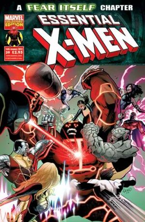 Essential X-Men Vol 2 39
