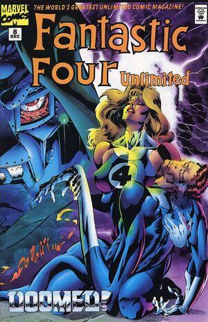 Fantastic Four Unlimited Vol 1 8