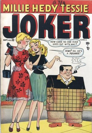 Joker Comics Vol 1 33