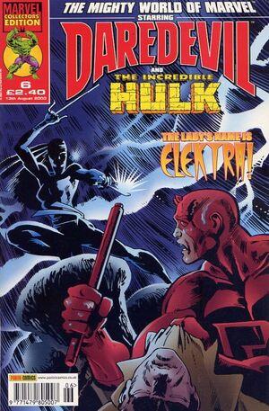 Mighty World of Marvel Vol 3 6