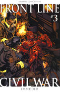 Civil War Front Line Vol 1 3 Second Printing