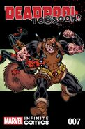Deadpool Too Soon? Infinite Comic Vol 1 7