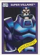 En Sabah Nur (Earth-616) from Marvel Universe Cards Series I 0001