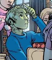 Victor Borkowski (Earth-616) from New X-Men Vol 2 7 0001