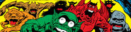 Deviant Mutates (Deviant Experiments) from Fantastic Four Vol 1 1 001