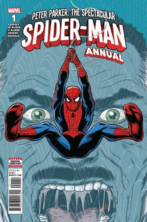 Peter Parker The Spectacular Spider-Man Annual Vol 1 1