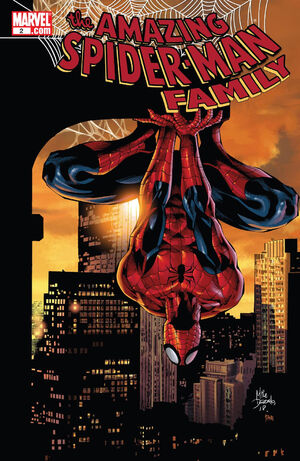 Amazing Spider-Man Family Vol 1 2