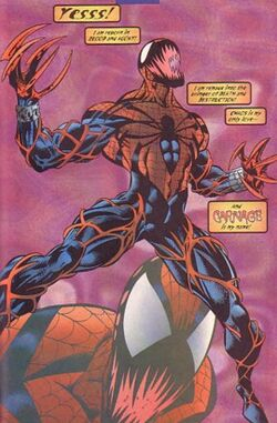 Ben Reilly (Earth-616) from Amazing Spider-Man Vol 1 410 0001