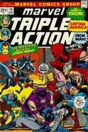 Marvel Triple Action Vol 1 10