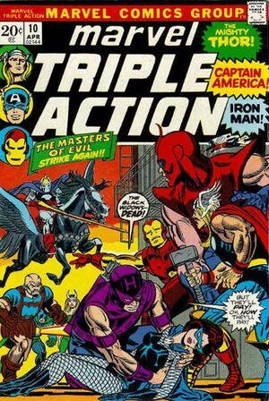 Marvel Triple Action Vol 1 10