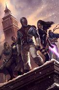 X-Men Die by the Sword Vol 1 1 Textless