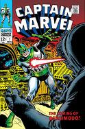 Captain Marvel Vol 1 7