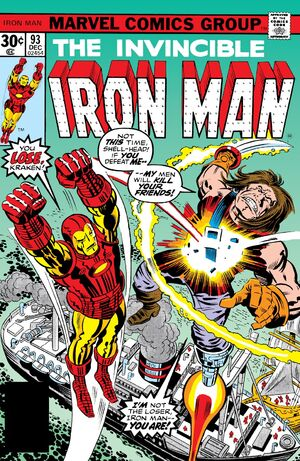 Iron Man Vol 1 93