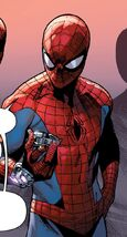 Peter Parker (Earth-616) from Amazing Spider-Man Vol 3 11 001