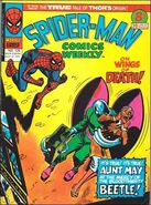 Spider-Man Comics Weekly Vol 1 126