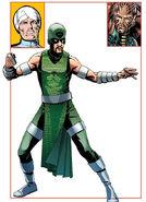 Karnak Mander-Azur (Earth-616) from Avengers Roll Call Vol 1 1 0001