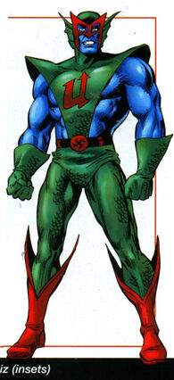 Meranno (Earth-616) from Official Handbook of the Marvel Universe A-Z Update Vol 1 4 0001