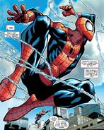 Peter Parker (Earth-616) from Amazing Spider-Man Vol 3 1 001