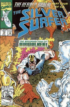Silver Surfer Vol 3 73