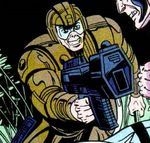 Zak Tessi (Earth-928) from Ravage 2099 Vol 1 20 0001